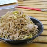 卤面条(早餐菜谱)
