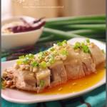 口水鸡(荤菜菜谱)