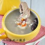 枸杞薏米排骨汤(对付秋燥菜谱)