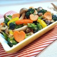 鲍汁兰花蟹味菇