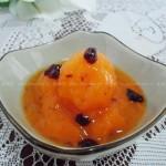 冻柿子(10分钟自制去火柿子冰激淋菜谱)
