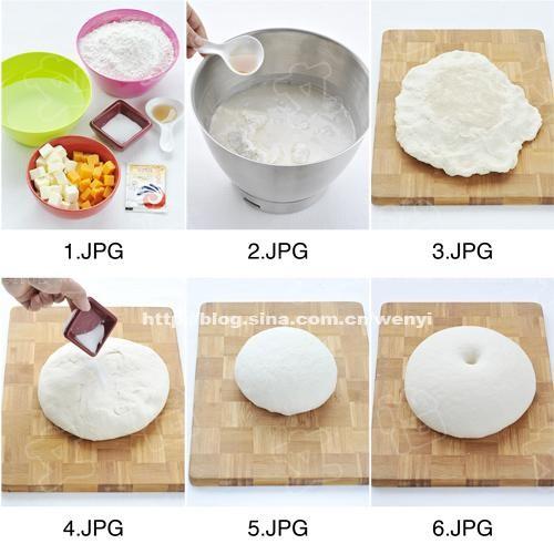 乳酪石榴包