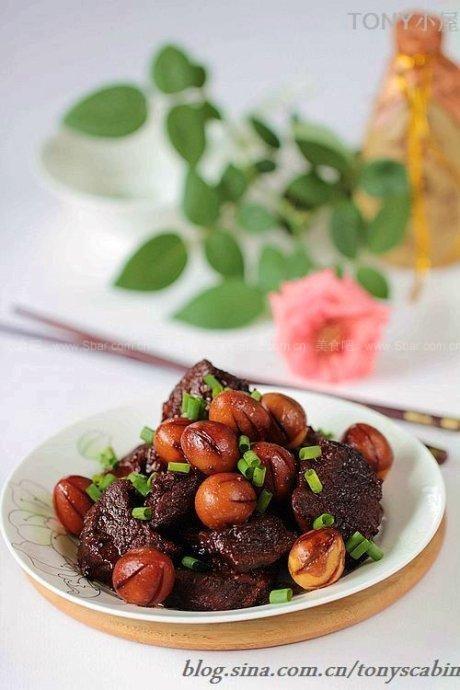 红烧荤菜炖母乳蛋(鹌鹑牛肉)菜谱可以吃花盖蟹吗图片