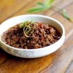 香菜牛肉面(早餐菜谱)