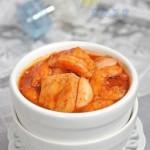海虾麻婆豆腐(海鲜菜谱)