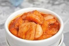海虾麻婆豆腐