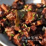 麻辣酱鸭(荤菜菜谱)