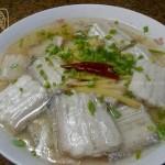 清蒸带鱼(海鲜菜谱)