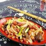 洋蔥拌木耳(素菜菜譜)