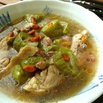 丝瓜鸭汤(秋季排毒润燥良方菜谱)