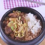 牛肉泡饭(超好吃的10分钟懒人餐菜谱)