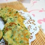 芹菜叶鸡蛋饼(早餐菜谱)