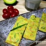 南瓜蛋饼(早餐菜谱)