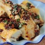 白斩鸡(凉菜菜谱)
