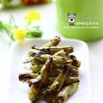 干煸芸豆(素菜菜谱)