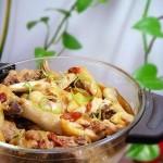 淮山枸杞蒸鸡(清蒸菜菜谱)