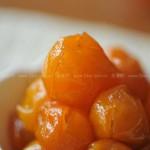 糖渍金桔(蜜饯菜谱)
