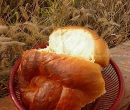 橄榄油老式面包