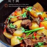 广式萝卜牛腩(荤素搭配菜谱)