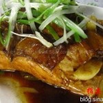 侉炖鱼(鲁菜菜谱)