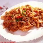 油爆虾(海鲜菜谱)