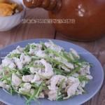 芫爆里脊片(荤菜菜谱)