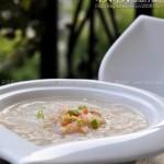 燕麦咸味粥(早餐菜谱)