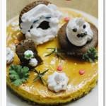 万圣节哇鬼蛋糕(万圣节菜谱)