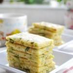 芹菜煎饼(早餐菜谱)