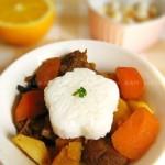 肉桂炖牛肉(家庭食疗菜谱)