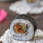 自制寿司(早餐菜谱)