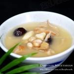 红枣花生山药煲莲藕(秋收冬藏养生汤水菜谱)
