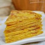 电饼铛南瓜五香油饼(电饼铛早餐菜谱)