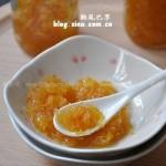 糖渍橙皮柚子酱和蜜渍柠檬(酱料菜谱)