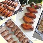 枫糖烤鸡翅(烤箱菜谱)