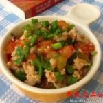红三剁(荤素搭配菜谱)