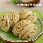 芝麻酱花卷(早餐菜谱)