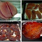 自制猪肉脯(零食菜谱)