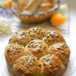 核桃面包(早餐菜谱)