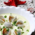 蛤蜊炖蛋(清蒸菜菜谱)