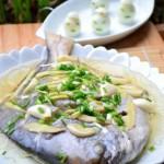 清蒸鲳鱼(清蒸菜谱)