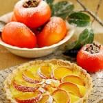 甜柿派(西式点心菜谱)