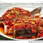 剁椒鱼头(经典湘菜菜谱)