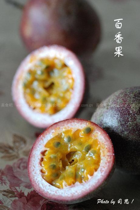 自制百香果果酱