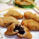 芋头饺(早餐菜谱)