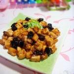 山楂豆腐(减肥瘦身菜谱)