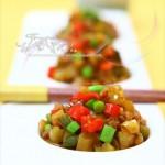 酸辣碎米肉(川菜菜谱)