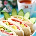 口袋三明治(早餐菜譜)
