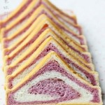 紫薯双色吐司(早餐菜谱)