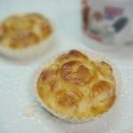 肉松花朵面包(早餐菜谱)